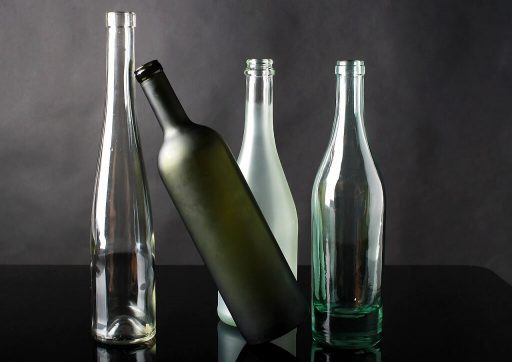 Tipos de Botellas de Vidrio
